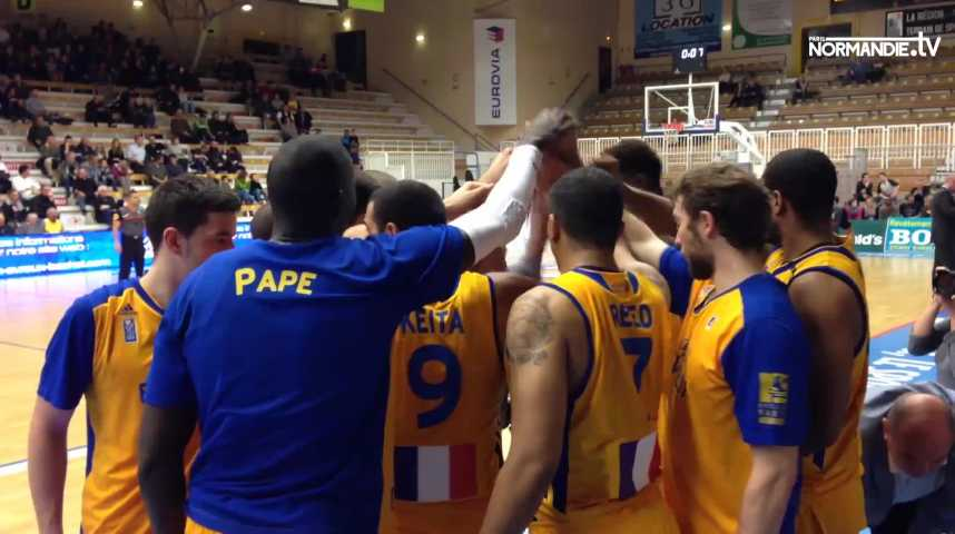 Basket-ball : Evreux battu en Leaders Cup