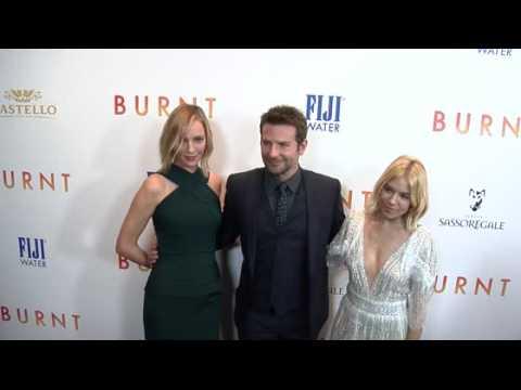 Bradley Cooper à la première à New York de À vif