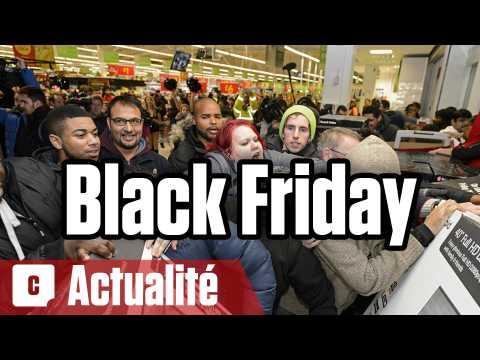 Black Friday : une pratique qui se démocratise en France