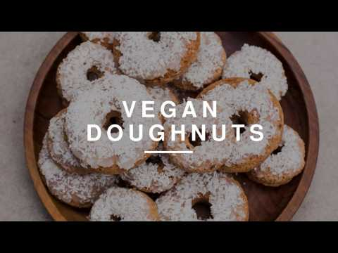 Vegan Baked Doughnuts   Izy Hossack   Wild Dish
