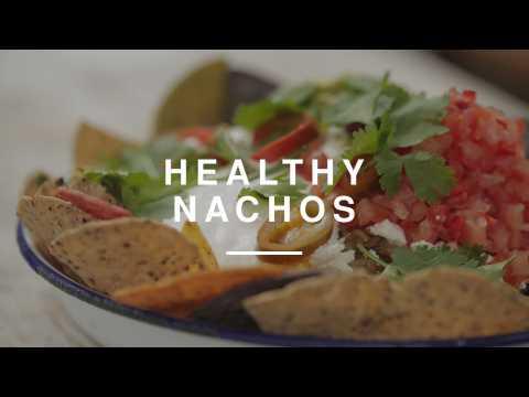 Healthy Nachos with BBC Drama 'New Blood' Stars Mark & Ben   Gizzi Erskine   Wild Dish