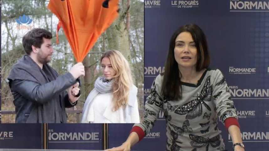 Tendance - Mag - Un parapluie renversant