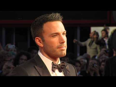 Ben Affleck sick of talking about his new Batman film