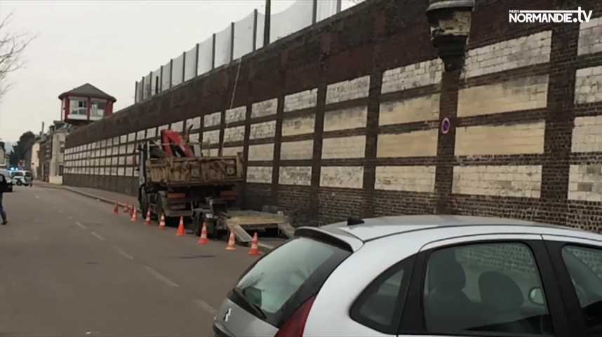 Tentative d'évasion à la maison d'arrêt de Rouen