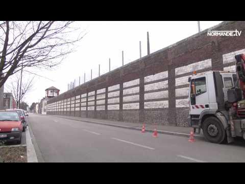 Un détenu a tenté de s'évader ce mercredi 21 décembre de la maison d'arrêt de Rouen.