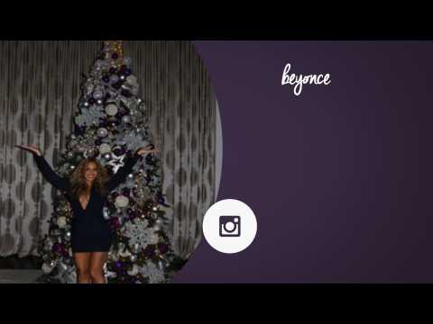 Beyonce shows off her holiday style in new video
