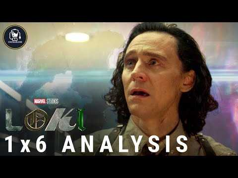 """'Loki' Episode 6 """"For All Time. Always""""   Analysis & Review"""