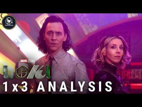 """'Loki' Episode 3 """"Lamentis""""   Analysis & Review"""