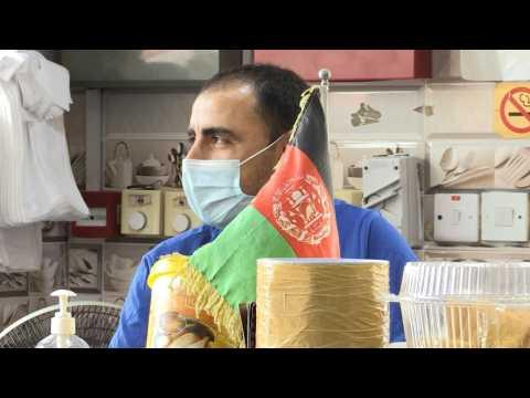 Afghans in UAE fear nightmare of Taliban rule