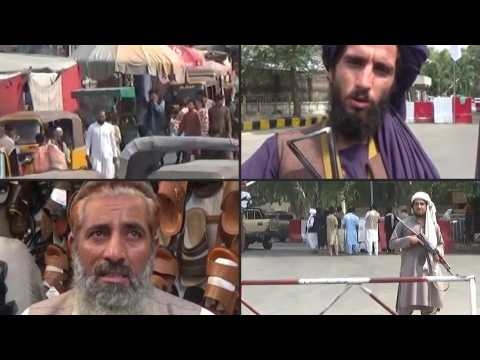 Afghans talk about one week under Taliban rule in Jalalabad