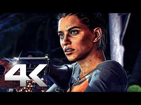 FAR CRY 6 Character Trailer 4K (2021)
