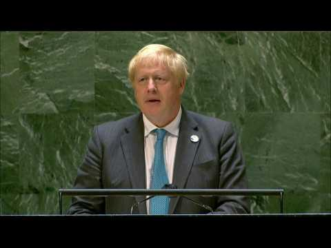 Boris: 'Kermit the Frog was wrong, it's easy to be green'
