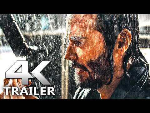 THE MATRIX 4 Trailer 4K (ULTRA HD)