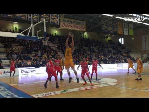 Basket (Pro B) : de mieux en mieux pour l'ALM