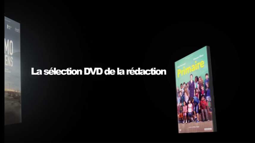 Le tout en images n°3 de la sélection DVD