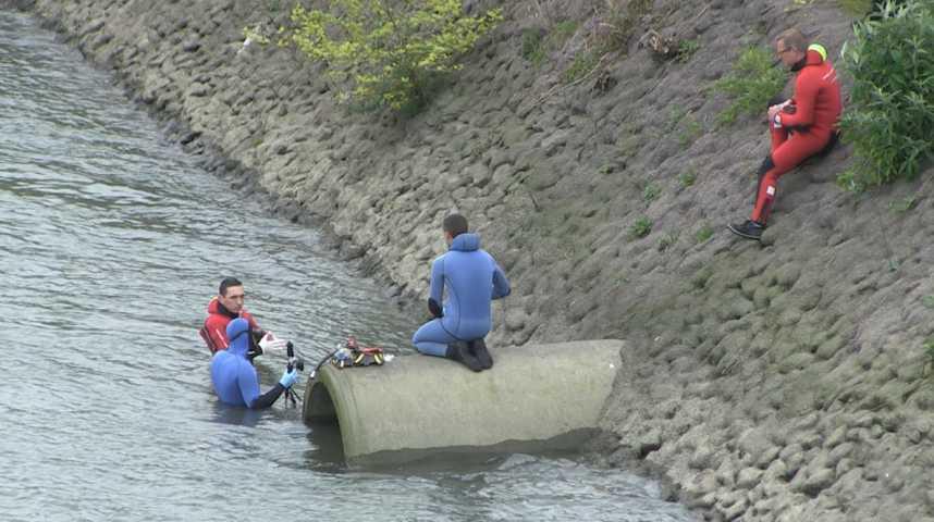 Un corps repêché dans la Seine