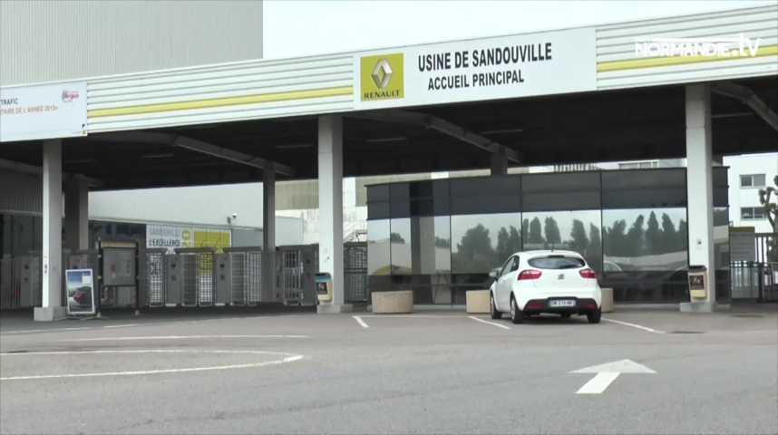 Renault touché par la vague de cyberattaques internationales, l'usine de Sandouville à l'arrêt