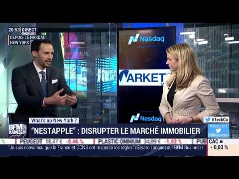 "What's Up New York: ""NestApple"", disrupter le marché immobilier - 22/05"