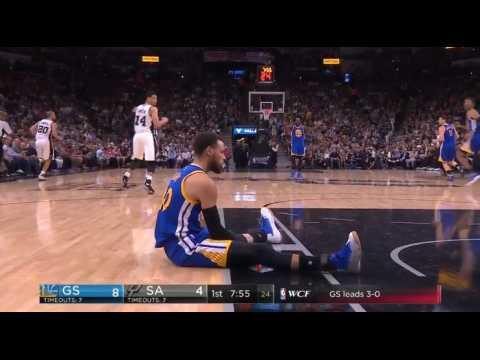 Zap Sport 23 mai : Stephen Curry et les Warriors achèvent les Spurs (vidéo)