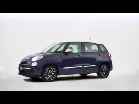 The new Fiat 500L with Uconnect | AutoMotoTV