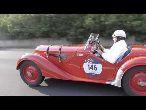 BMW GROUP Classic at 2017 MILLE MIGLIA - Day 3 | AutoMotoTV
