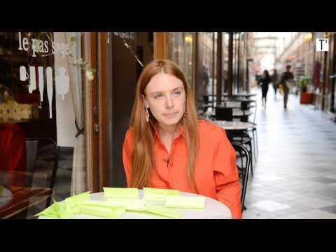 Interviews post-it avec Laetitia Dosch