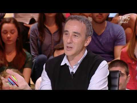 Élie Semoun soutient Cyril Hanouna - ZAPPING TÉLÉ DU 24/05/2017
