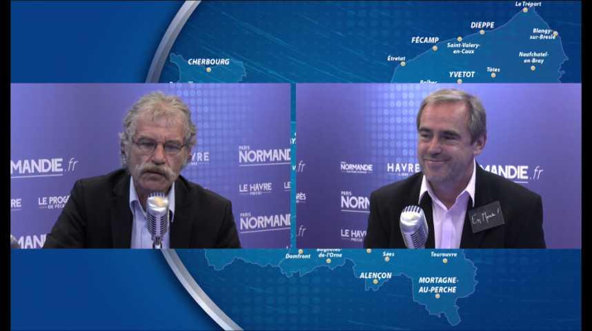 Législatives : Débat entre Cyrille Grenot et Hubert Wulfranc