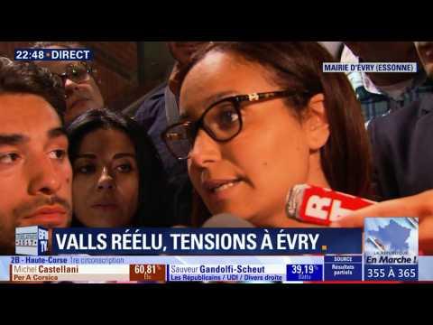 L'opposante France Insoumise à Manuel Valls va déposer un recours contre le résultat du scrutin