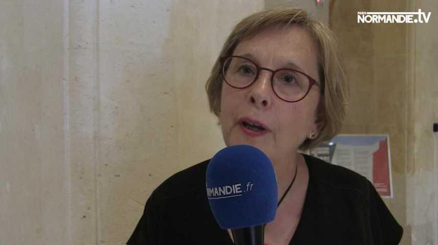 Annie Vidal sort Françoise Guégot (2e circo)