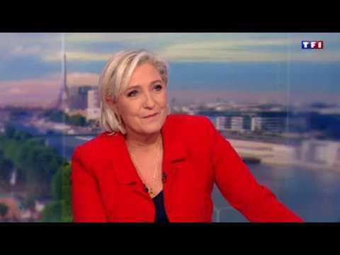 Marine Le Pen annonce sa candidature aux élections législatives à Hénin-Beaumont