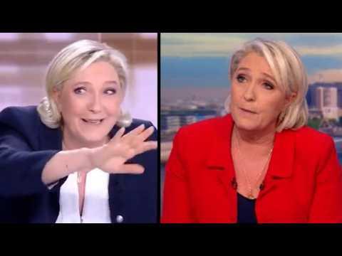 Marine Le Pen reconnaît qu'elle a raté son débat