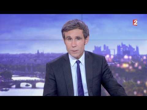 D. Pujadas évincé salue ses téléspectateurs - ZAPPING TÉLÉ DU 18/05/2017
