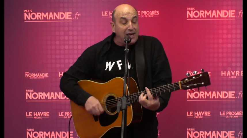 Paris Normandie Le Live Paul Collins