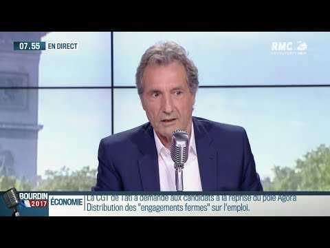 Jean-Jacques Bourdin craque et veut quitter l'antenne - ZAPPING TÉLÉ DU 14/06/2017