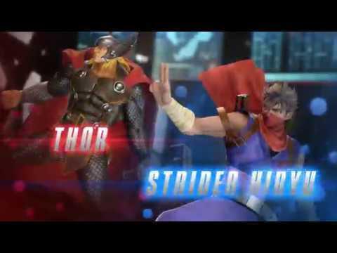 Marvel vs. Capcom: Infinite - Bande-annonce 2