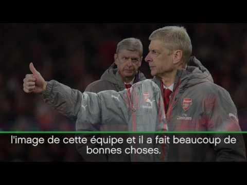 """Arsenal - Grant : """"J'espère que Wenger va rester"""""""