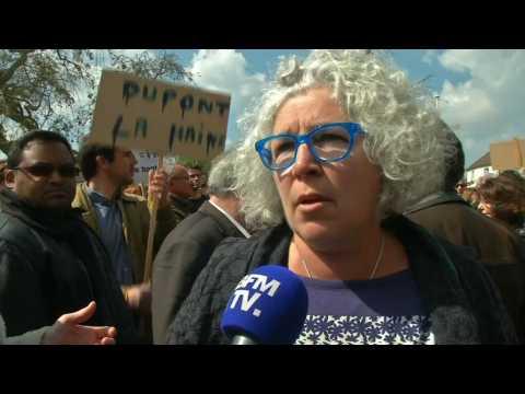 """""""J'ai la nausée"""", """"j'ai honte""""… Le ralliement de Dupont-Aignan à Le Pen irrite des habitants de Yerres"""