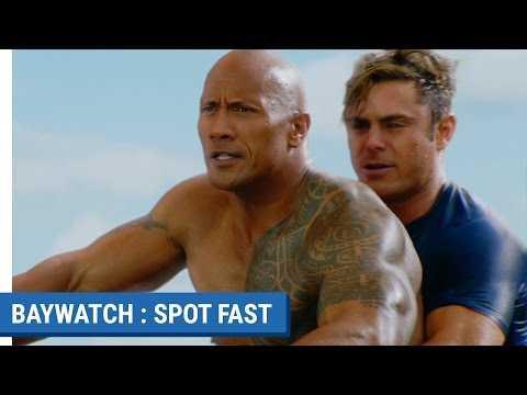 BAYWATCH – ALERTE À MALIBU - Spot BAD ASS VOST [au cinéma le 21 juin 2017]