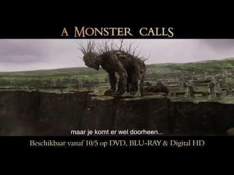 A MONSTER CALLS  - Vanaf 10/5 op DVD, BLU-RAY & DIGITAL HD