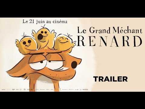 Le Grand Méchant Renard (Trailer) - Sortie le 21 juin