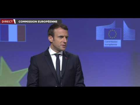 Donald Trump soutenait Emmanuel Macron et non Marine Le Pen à la présidentielle (vidéo)