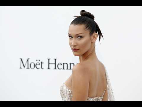 Festival Cannes 2017 : Bella Hadid nue sous sa robe, elle enflamme le tapis rouge (vidéo)