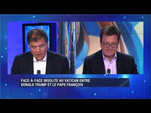 Les premiers pas de Macron sur la grande scène internationale - 27/05