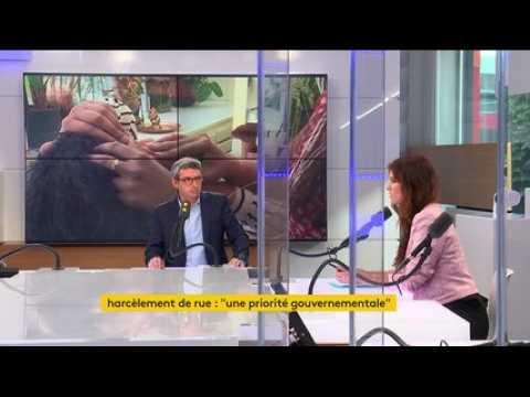 """L'égalité entre les femmes et les hommes la """"grande cause nationale"""", explique Marlène Schiappa"""