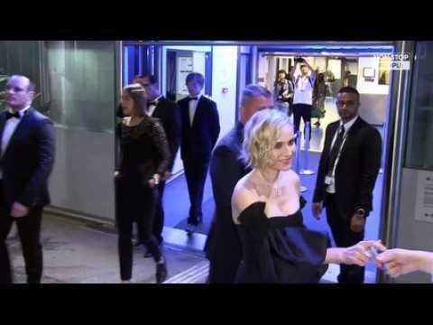 Festival de Cannes 2017 : Diane Kruger fait un hommage aux victimes des attentats