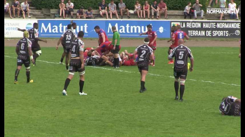 Rugby Fédéral 1 : Réactions du président du club du Stade Rouennais