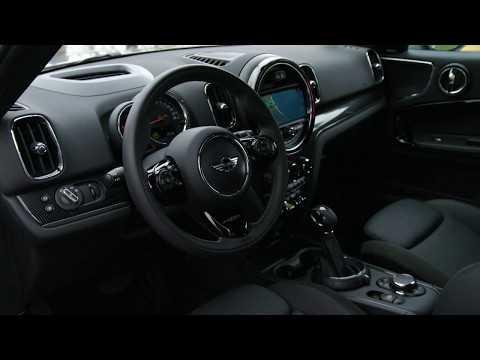 The new MINI Cooper S E Countryman ALL4 Interior Design Trailer | AutoMotoTV