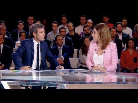 Léa Salamé remercie à son tour D. Pujadas - ZAPPING TÉLÉ DU 19/05/2017
