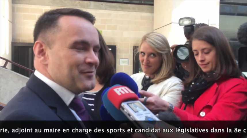 L'hommage des élus havrais à Edouard Philippe